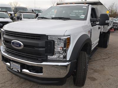 2019 F-450 Regular Cab DRW 4x4,  Monroe MTE-Zee SST Series Dump Body #AT10106 - photo 8
