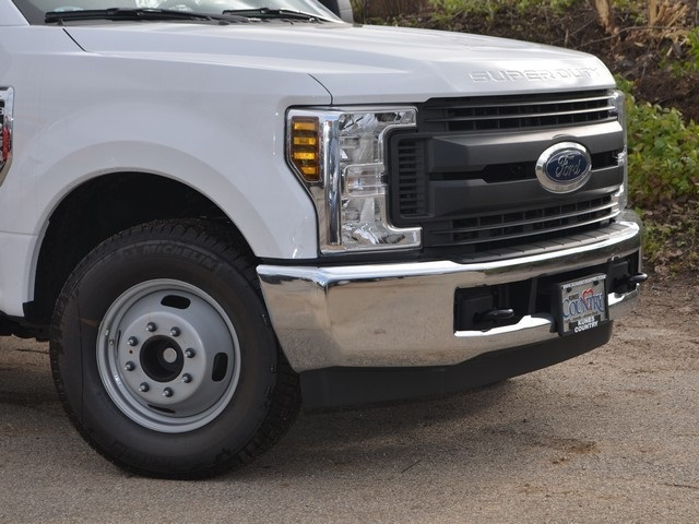 2018 F-350 Regular Cab DRW 4x2,  Service Body #AT10115 - photo 3