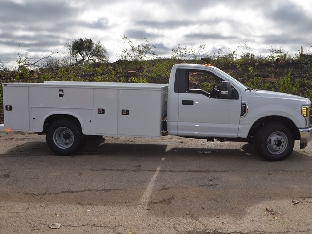 2018 F-350 Regular Cab DRW 4x2,  Service Body #AT10115 - photo 2