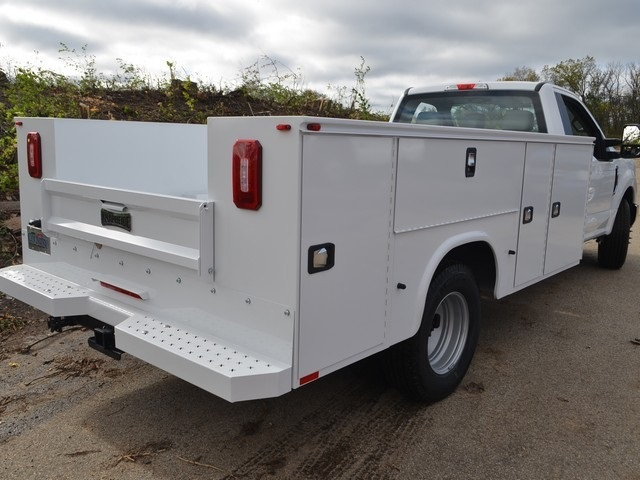 2018 F-350 Regular Cab DRW 4x2,  Service Body #AT10115 - photo 4