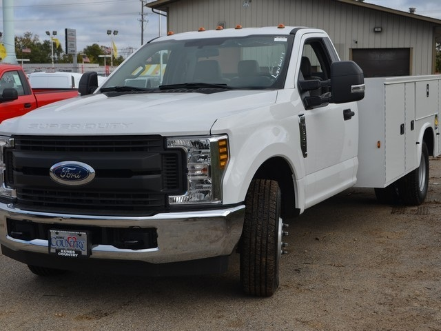 2018 F-350 Regular Cab DRW 4x2,  Service Body #AT10115 - photo 7