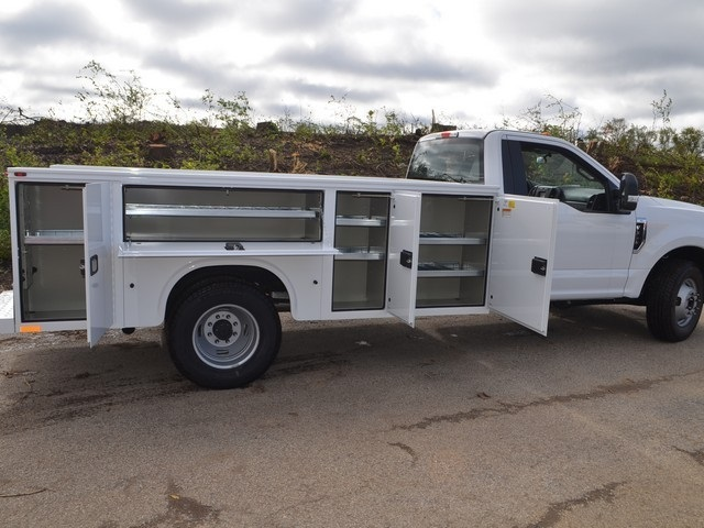 2018 F-350 Regular Cab DRW 4x2,  Knapheide Service Body #AT10115 - photo 12