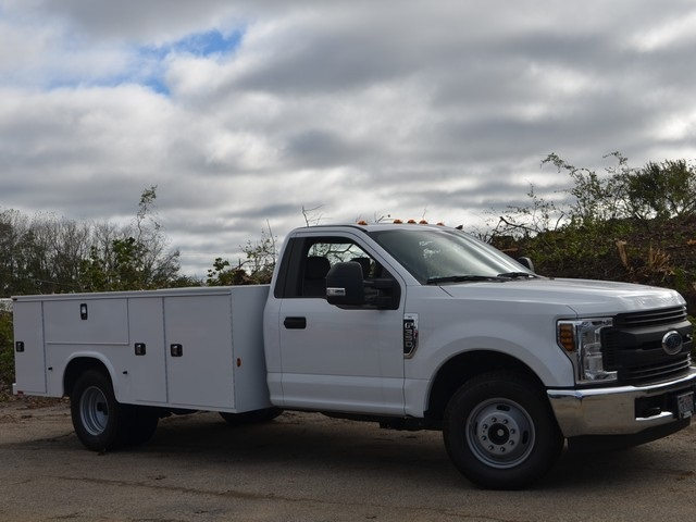 2018 F-350 Regular Cab DRW 4x2,  Knapheide Service Body #AT10115 - photo 9