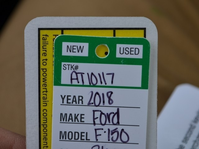 2018 F-150 SuperCrew Cab 4x4,  Pickup #AT10117 - photo 38