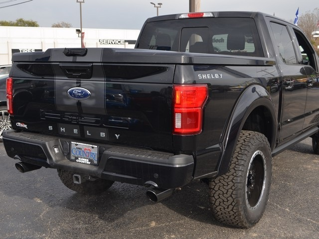 2018 F-150 SuperCrew Cab 4x4,  Pickup #AT10117 - photo 2