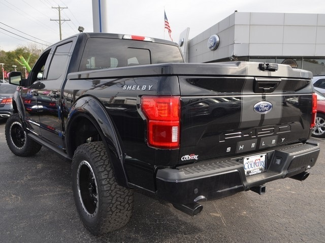 2018 F-150 SuperCrew Cab 4x4,  Pickup #AT10117 - photo 6
