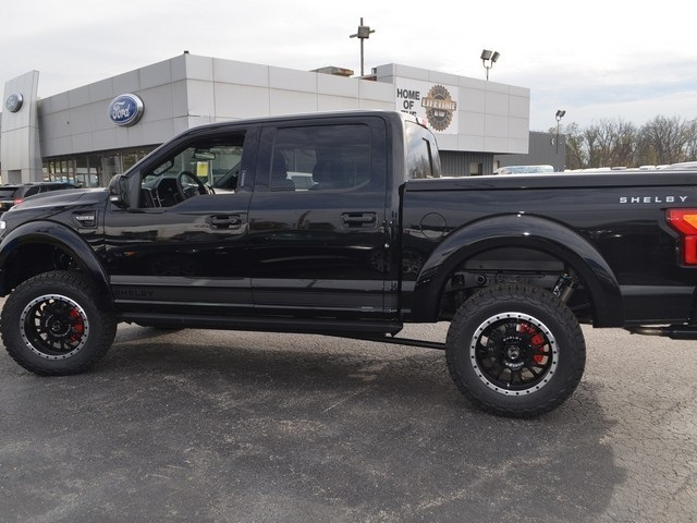 2018 F-150 SuperCrew Cab 4x4,  Pickup #AT10117 - photo 7