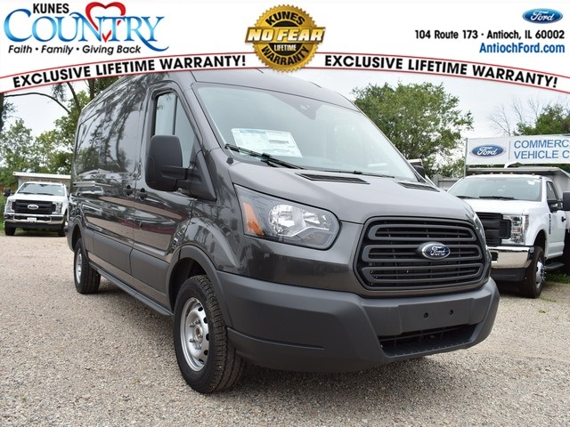 2018 Transit 250 Med Roof 4x2,  Empty Cargo Van #AT10123 - photo 1