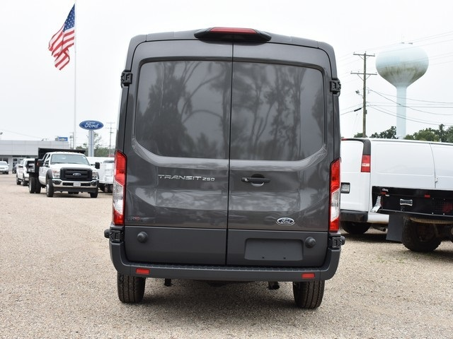 2018 Transit 250 Med Roof 4x2,  Empty Cargo Van #AT10123 - photo 5