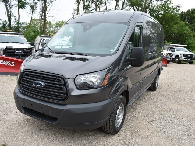 2018 Transit 250 Med Roof 4x2,  Empty Cargo Van #AT10131 - photo 7