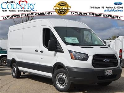 2018 Transit 150 Med Roof 4x2,  Empty Cargo Van #AT10147 - photo 1