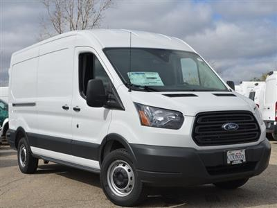 2018 Transit 150 Med Roof 4x2,  Empty Cargo Van #AT10147 - photo 9