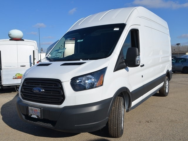2018 Transit 350 High Roof 4x2,  Empty Cargo Van #AT10158 - photo 9
