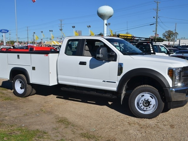 2019 F-450 Super Cab DRW 4x4,  Monroe Service Body #AT10161 - photo 3