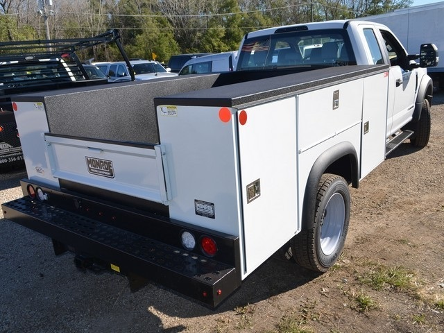 2019 F-450 Super Cab DRW 4x4,  Monroe Service Body #AT10161 - photo 2