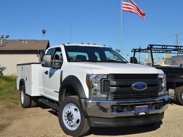 2019 F-450 Super Cab DRW 4x4,  Monroe Service Body #AT10161 - photo 10