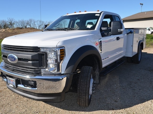 2019 F-450 Super Cab DRW 4x4,  Monroe Service Body #AT10161 - photo 8