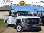 2019 F-450 Super Cab DRW 4x4,  Monroe Service Body #AT10161 - photo 1
