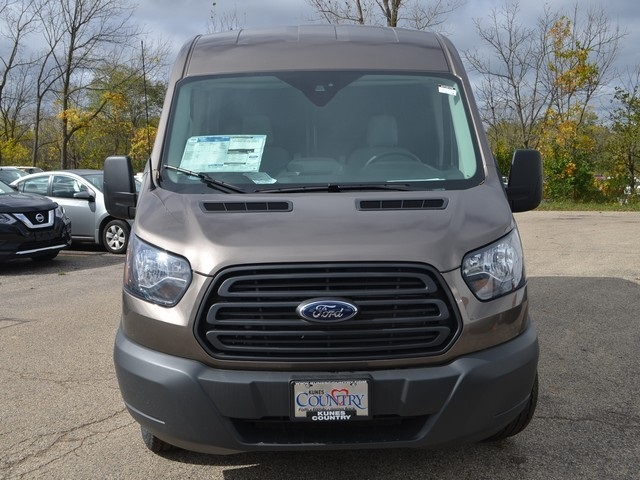 2018 Transit 250 Med Roof 4x2,  Empty Cargo Van #AT10176 - photo 10
