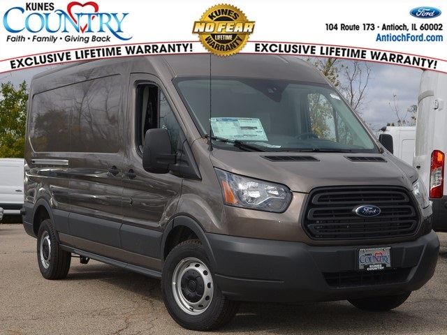2018 Transit 250 Med Roof 4x2,  Empty Cargo Van #AT10176 - photo 1