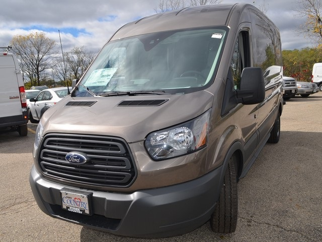 2018 Transit 250 Med Roof 4x2,  Empty Cargo Van #AT10176 - photo 9