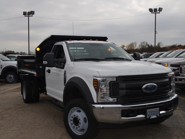 2019 F-450 Regular Cab DRW 4x2,  Monroe Dump Body #AT10183 - photo 10