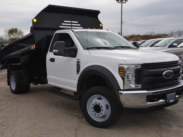 2019 F-450 Regular Cab DRW 4x2,  Monroe Dump Body #AT10183 - photo 15