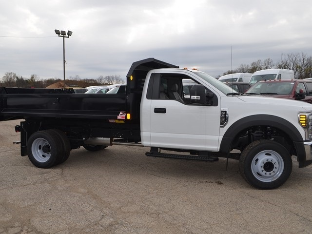 2019 F-450 Regular Cab DRW 4x2,  Monroe Dump Body #AT10183 - photo 4