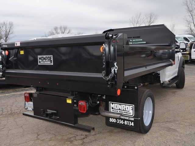 2019 F-450 Regular Cab DRW 4x2,  Monroe Dump Body #AT10183 - photo 2