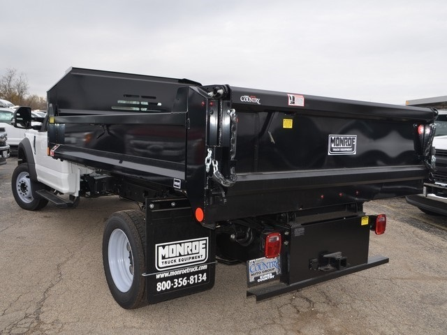 2019 F-450 Regular Cab DRW 4x2,  Monroe Dump Body #AT10183 - photo 6