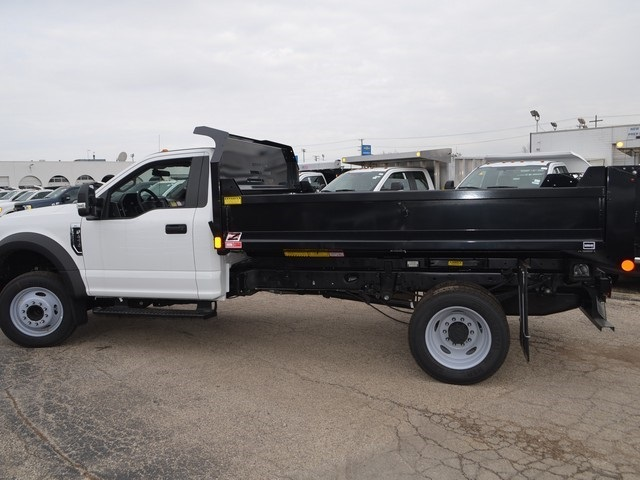 2019 F-450 Regular Cab DRW 4x2,  Monroe Dump Body #AT10183 - photo 7