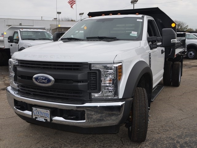 2019 F-450 Regular Cab DRW 4x2,  Monroe Dump Body #AT10183 - photo 8