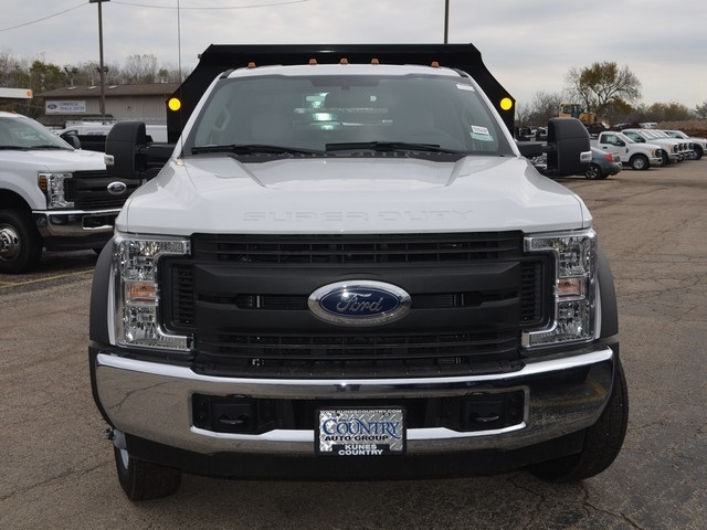 2019 F-450 Regular Cab DRW 4x2,  Monroe Dump Body #AT10183 - photo 9