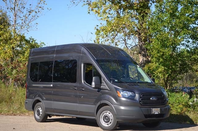 2018 Transit 350 High Roof 4x2,  Passenger Wagon #AT10193 - photo 10