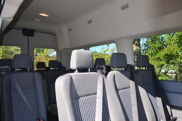 2018 Transit 350 High Roof 4x2,  Passenger Wagon #AT10193 - photo 14