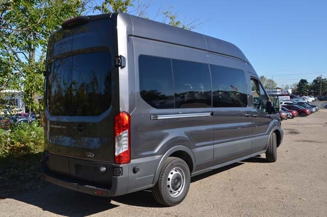 2018 Transit 350 High Roof 4x2,  Passenger Wagon #AT10193 - photo 5