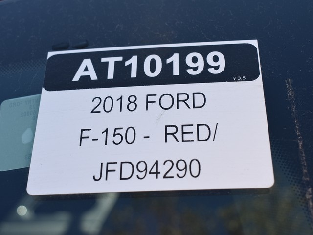 2018 F-150 SuperCrew Cab 4x4,  Pickup #AT10199 - photo 34