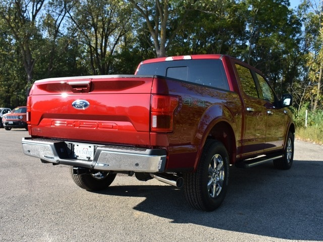 2018 F-150 SuperCrew Cab 4x4,  Pickup #AT10199 - photo 2