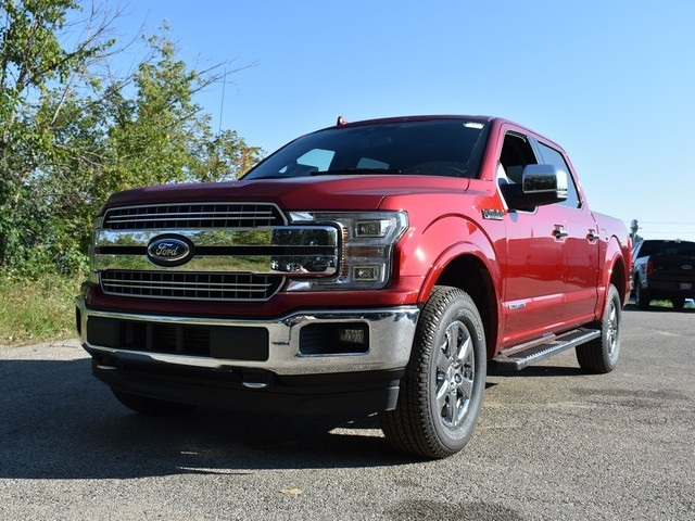 2018 F-150 SuperCrew Cab 4x4,  Pickup #AT10199 - photo 6