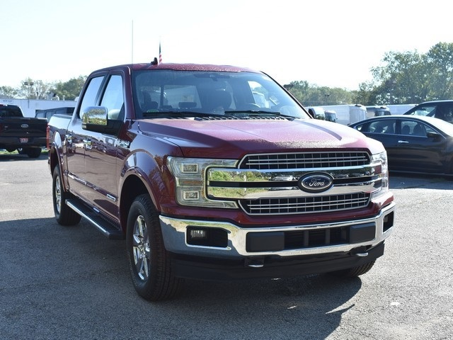 2018 F-150 SuperCrew Cab 4x4,  Pickup #AT10199 - photo 8