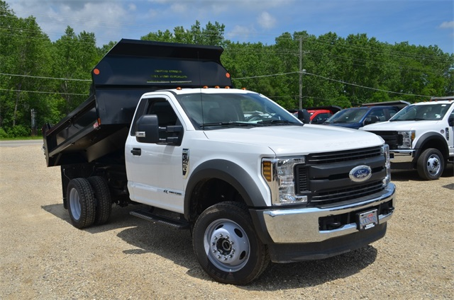 2019 F-450 Regular Cab DRW 4x4,  Monroe Dump Body #AT10214 - photo 15
