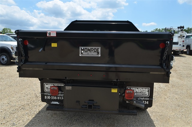 2019 F-450 Regular Cab DRW 4x4,  Monroe Dump Body #AT10214 - photo 5
