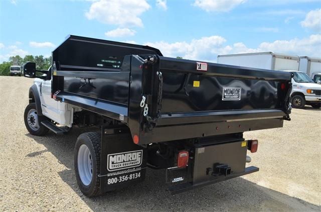 2019 F-450 Regular Cab DRW 4x4,  Monroe Dump Body #AT10214 - photo 6