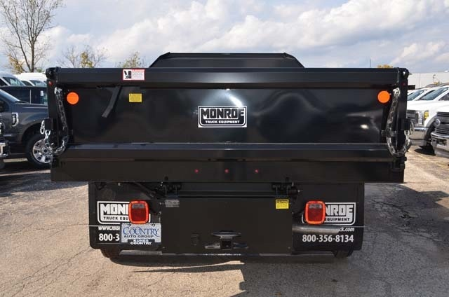 2019 F-450 Regular Cab DRW 4x4,  Dump Body #AT10215 - photo 6