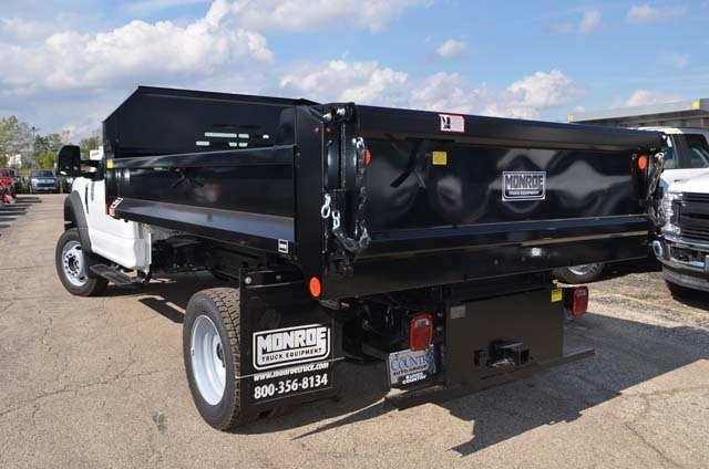 2019 F-450 Regular Cab DRW 4x4,  Monroe Dump Body #AT10215 - photo 2