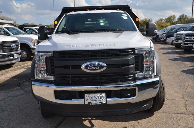 2019 F-450 Regular Cab DRW 4x4,  Monroe Dump Body #AT10215 - photo 9