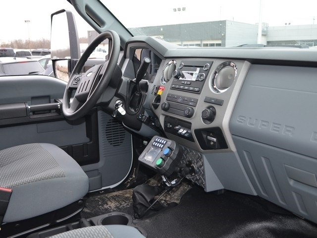 2019 F-650 Regular Cab DRW 4x2,  Monroe Dump Body #AT10217 - photo 14