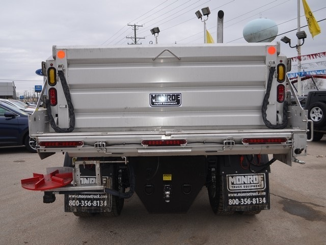 2019 F-650 Regular Cab DRW 4x2,  Monroe Dump Body #AT10217 - photo 5