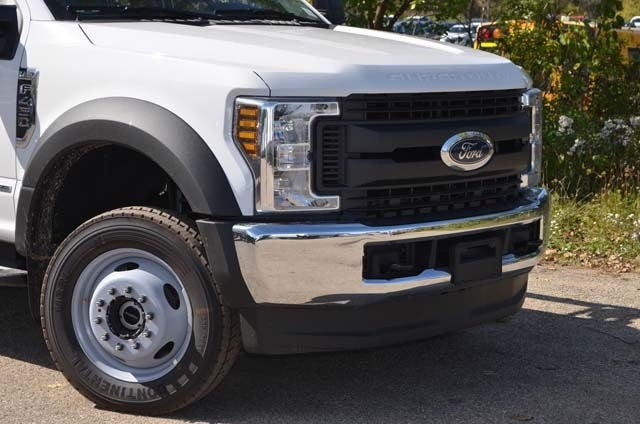 2019 F-450 Super Cab DRW 4x4,  Monroe Pro Contractor Body #AT10220 - photo 4