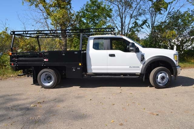 2019 F-450 Super Cab DRW 4x4,  Monroe Pro Contractor Body #AT10220 - photo 5